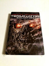 "DVD ""TERMINATOR SALVATION"" COMO NUEVO CAJA DE METAL EDICION LIMITADA CHRISTIAN B"