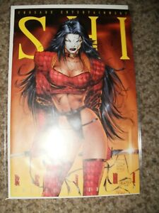 SHI REKISHI 1 COLLECTED EDITION - SEXY BAD GIRL - COMBINED SHIPPING