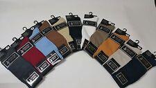 Any 1 Pair Antonio Ricci Cotton Dress Socks New Colors Available Burgundy,LtBlue