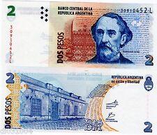 Argentine ARGENTINA Billet 2 PESOS ND ( 2012 ) P352  SERIE L NEUF UNC