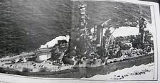 IRON SHIPWRIGHT RESIN KIT-1/350  USS TEXAS 1944 #4-118
