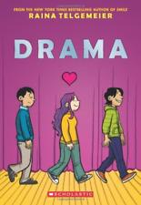 Telgemeier, Raina-Drama (UK IMPORT) BOOK NEW