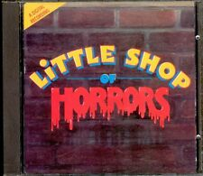 LITTLE SHOP OF HORRORS - Original Motion Picture Soundtrack - CD Geffen 1986