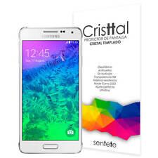 Sentete® Samsung Galaxy Alpha Protector de Pantalla de Cristal Templado PREMIUM