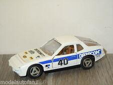 Porsche 924 van Mattel Hotwheels Italy 1:43 *5605