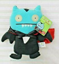 "Ugly Doll 4037140 Dracula Ice Bat Gund Dracula Ice Bat 10"" 2013 New With Tags"