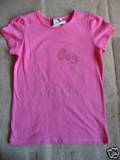 BNWT Hello Kitty Pink Diamante Top 10-11 Years