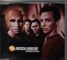 Vertical Horizon-Everything You Want cd maxi single