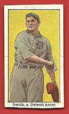 1909 E101 Smith American Caramel Set of 50 PROOF Card