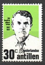 Dutch Antilles - 1973 Jan Hendrik Albert Eman Mi. 273 MNH