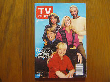 1985 TV   Guide  (FAMILY  TIES/HEIDI  BOHAY/PAMELA  STEPHENSON/MICHAEL  GROSS)