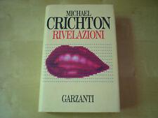 Rivelazioni Michael Crichton