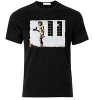 Apeman Banksy - Graphic Cotton T Shirt Short & Long Sleeve
