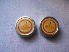 Rawleigh Antiseptic Salve    1 oz. Tin (SET of 2)