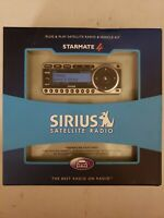 Sirius Satellite Radio Starmate 4 With Vehicle Kit ST4TKI(B)