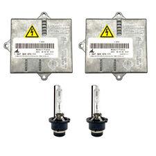 2x New 03-07 Mercedes SL Xenon Ballast D2S Bulb Kit Computer Light Control Unit