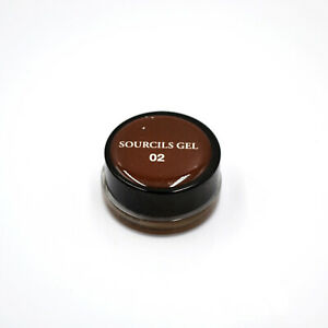 Lancome Gel Sourcils Waterproof Eyebrow Gel Cream 02 Auburn 0.17oz