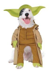 Rubie's Pet Shop- Yoda  Pet Costume Extra Large