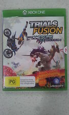 Trials Fusion The Awesome Max Edition XBOX One Game (Includes Season Pass) New