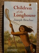 Children of the Longhouse by Joseph Bruchac (1998, Paperback)
