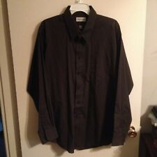 Mens Oleg Cassini L/S Dress Shirt Sz XL-17.5-34/35 (NWT)