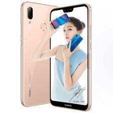 Face ID Android 8.0 FingerprintHuawei Nova 3e P20 Lite4+64GB Sakura Pink EU