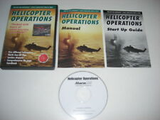 Helicopter Operations PC CD ROM Add On FS2002 FS2004