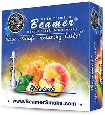 Peach Beamer Molasses 50g Hookah Shisha Nargila Pipe Tobacco Free USAMade