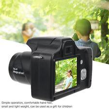 3.0in Digital Camera Vlogging Video HD SLR Camera 18X Zoom +Wide Angle Lens
