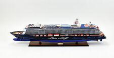 "Mein Schiff 3 Cruise Ship Handmade Wooden Passenger Ship Model 44"""