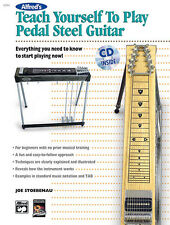 Teach Yourself to Play Pedal Steel Gtr; Stoebenau, Joe, ALFRED - 22701
