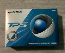 Taylormade TP5 White Golf Balls