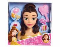Disney Princesa Bella Styling Cabeza 14 Pieza Parque Infantil & Accesorios