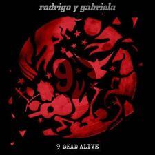 Rodrigo y Gabriela - 9 Dead Alive [CD]