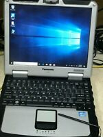 Panasonic Toughbook CF-31  MK3  i5-3320M 2.6ghz  8GB 500GB  Touch Backlit/DVD