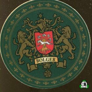 English Heraldic Coaster: Bolger