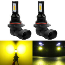 KaTur 9006 HB4 160W LED Fog Light Bulbs Car Driving Lamp DRL Golden High Power