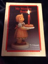 My Memory Book - M.J. Hummel - Goebel - Small Book - 1986 - No Writing