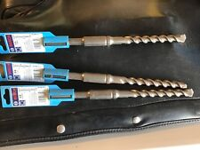 Bosch 5/8� Tungsten 11 inch long Drill Bit. 6� of useable depth. This uses a Spl