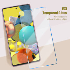 2X 9H Tempered Glass For Samsung Galaxy A41 A32 A02 A20 A52 A72 Screen Protector