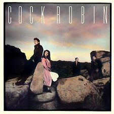 Cock Robin: Expanded Edition - Cock Robin (2014, CD NEUF)