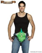 Mens Adult Funny Humor ONE-EYED MONSTER Costume Outfit
