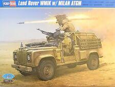 HOBBYBOSS® 82447 Land Rover WMIK w/MILAN ATGM in 1:35
