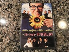 The Life & Death Of Peter Sellers New Sealed DVD! 2004 Drama-Comedy! Frida Shine