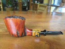 NEW 2021 freehand plateau Dublin w/ carving by McLary of Ingalls
