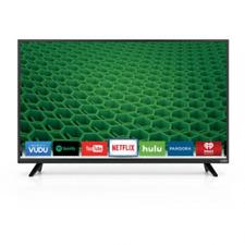 "New Vizio D43-D2 D-Series 43"" 1080p 120Hz Fully Array Led Smart Tv Pickup Only"