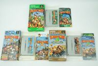 Super Donkey Kong 1 2 3 SNES Nintendo Super Famicom Box From Japan