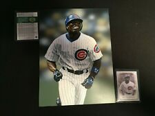 New listing 2008 UPPER DECK MASTERPIECE ALFONSO SORIANO PAINTING MLB MASTERPIECE WITH PROOF
