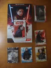2018 Star Wars The Last Jedi Series 2 Mini Master Set 100 Base + 50 CHASE CARDS