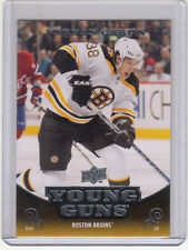 JORDAN CARON 2010-11 UD UPPER DECK 1 YOUNG GUNS RC SP #205 BRUINS !